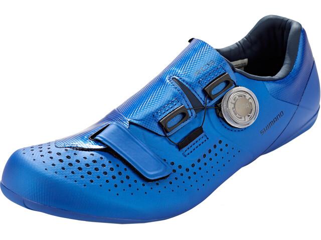 Shimano SH-RC500 Zapatillas, blue